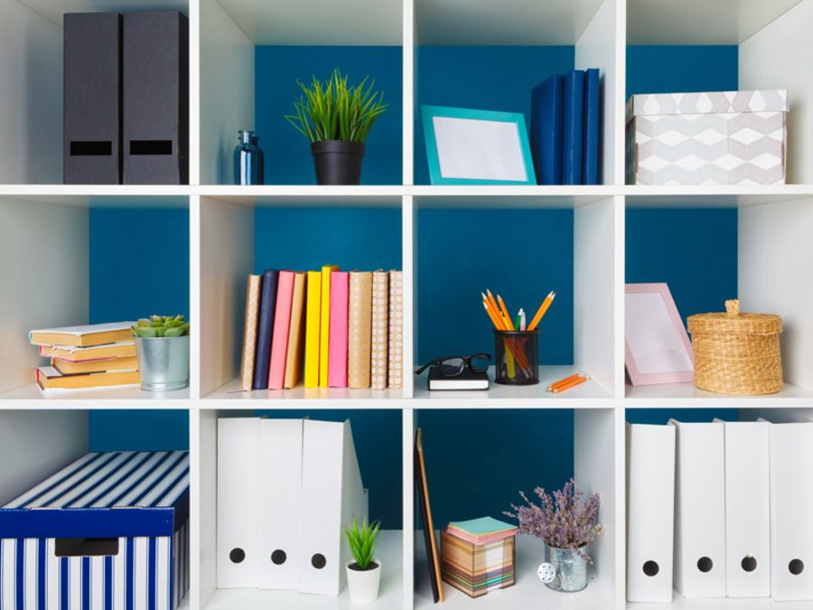 How to Organize an Office Cabinet
